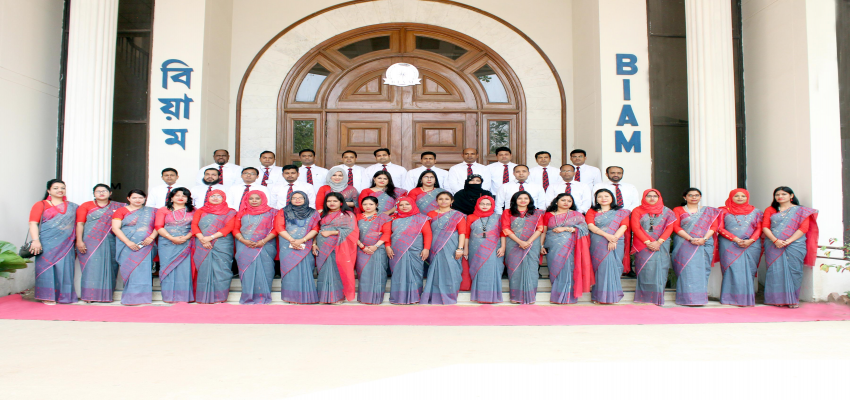 Trainees of Foundation Course